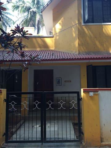 Rodrigues home - Bangalore - Bungalow