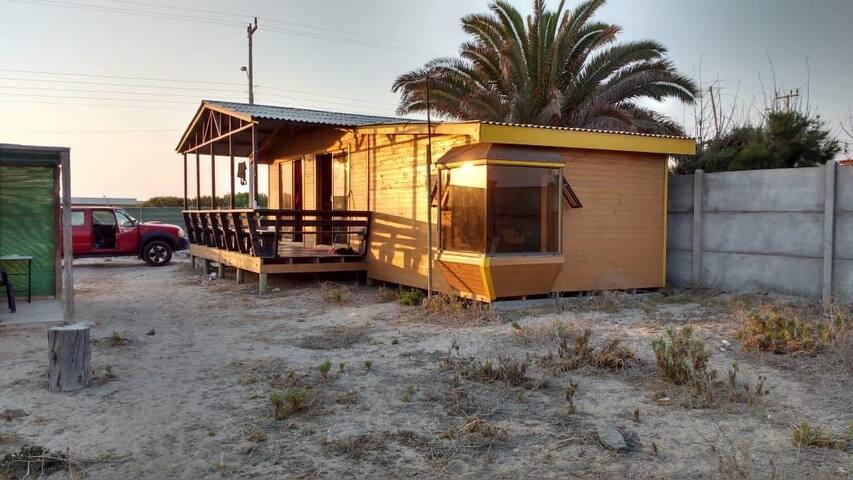 Cabaña familiar buena ubicación Punta de Choros