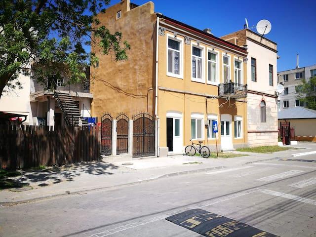 Art Hostel Sulina