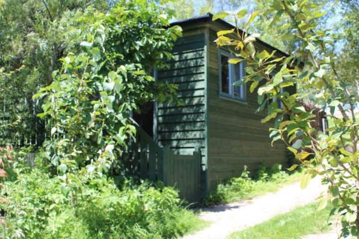 Tinkerbell's Lantern, a private secluded cabin