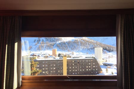 Spacious apartment in central Sestriere - Colle Sestriere - Apartment