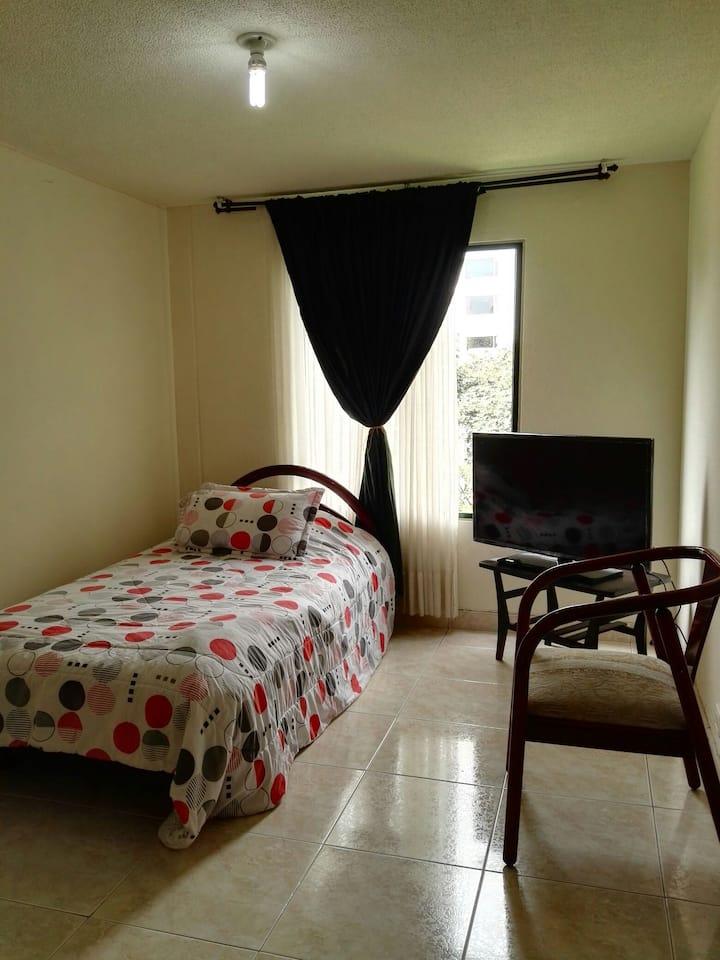 2 Habitaciones para alquilar