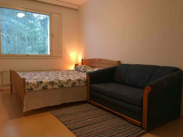 Nice room for your stay in Turku (1-2 persons)