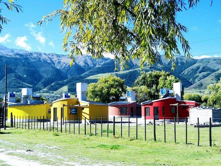 Villa Lunor - Cabañas Ecológicas Holísticas
