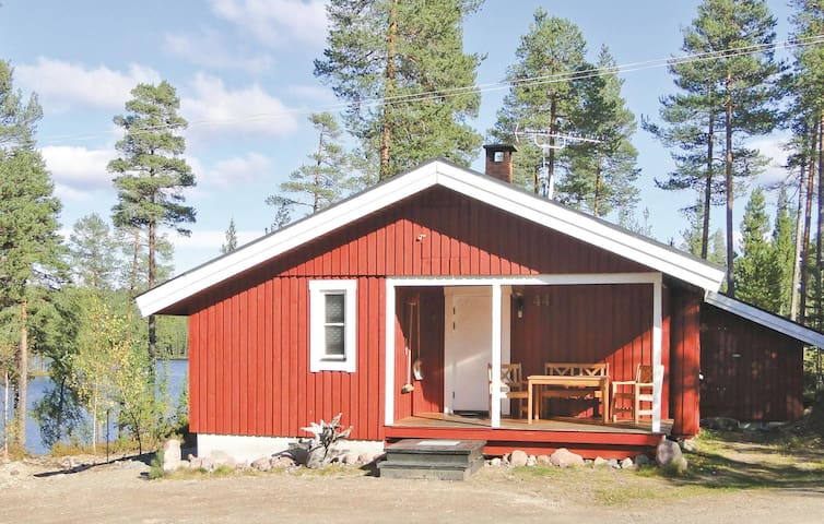 Holiday cottage with 3 bedrooms on 70m² in Särna