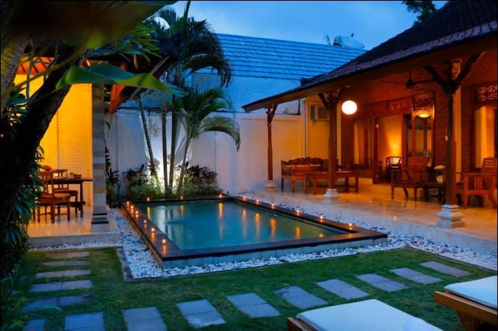 Kori Bali Kubu Villa  3 BR with Private Pool