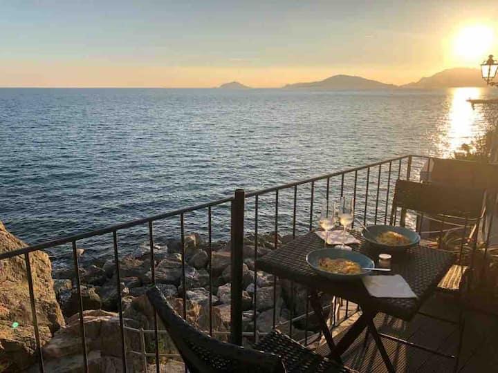 5 Terre, Tellaro: La Suite..sul mare