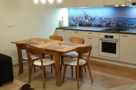 Upscale Viimsi Condo with Sauna close to Tallinn