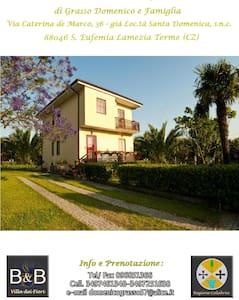 B&B Villa dei Fiori - Lamezia Terme - Bed & Breakfast