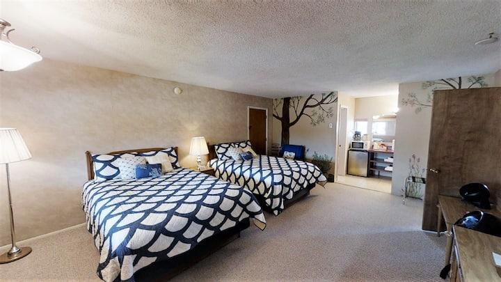 Lodge Queen Suite 53