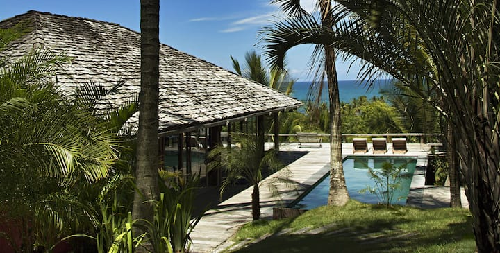 NEW ENTRY ON AIRBN'B -Itapororoca - Trancoso