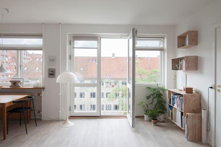 Light appartment in the heart of CPH - København - Leilighet