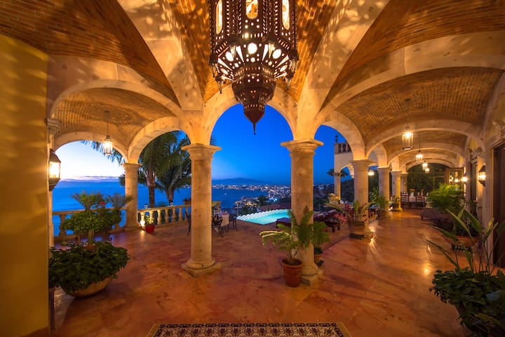 Luxury Villa, Unrivalled Views, Privacy, Security - Puerto Vallarta - Villa