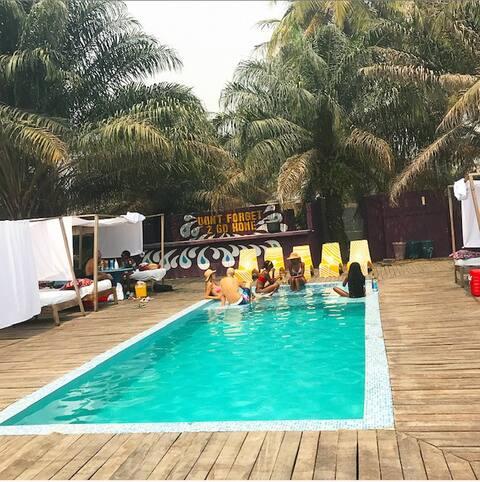 Tarkwa bay popbeachclub rooms