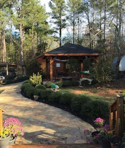 Very nice fully furnished cabin! - Pelzer - Cabana