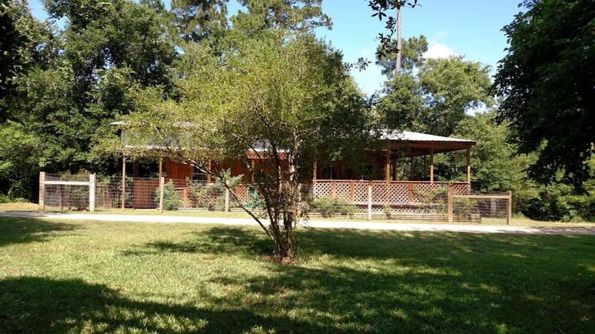 Double Bar B Guest Ranch- Bungalow - Plantersville - House