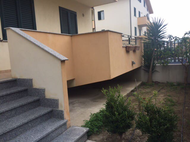 PRIVATE APARTMENT IN SIDERNO - Siderno - Apartamento