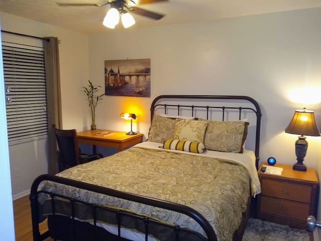 Bedroom & Private Bath, Dublin/Hilliard, OH