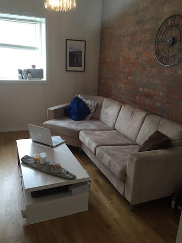Modern central Scandinavian flat - Alesund - Apartamento