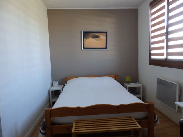 Private bedroom Zen