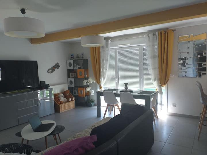 chambre dans Appartement moderne tout équipé
