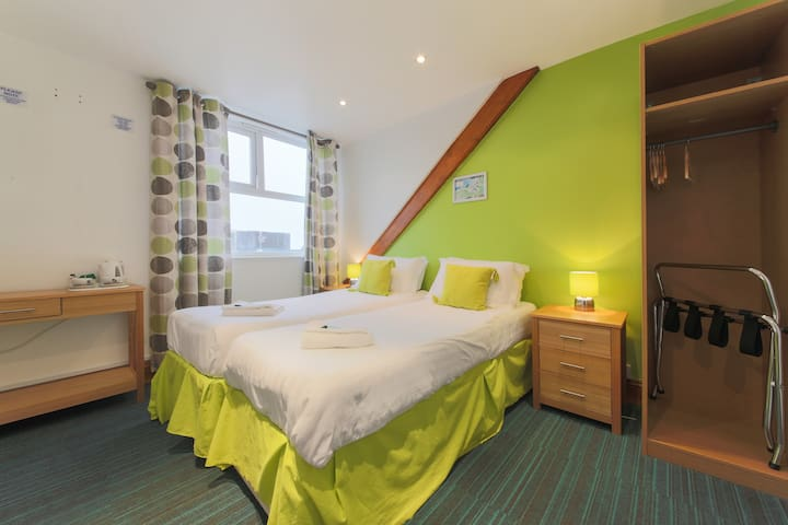 Double room - Newquay - Bed & Breakfast