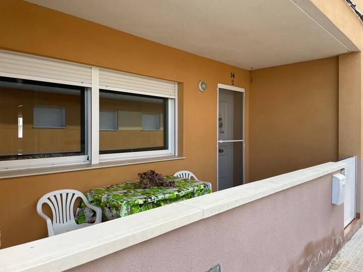 Apartamento acogedor en el Delta del Ebro