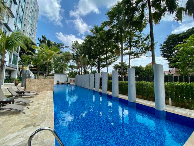 a lovely home @east coast next to MRT