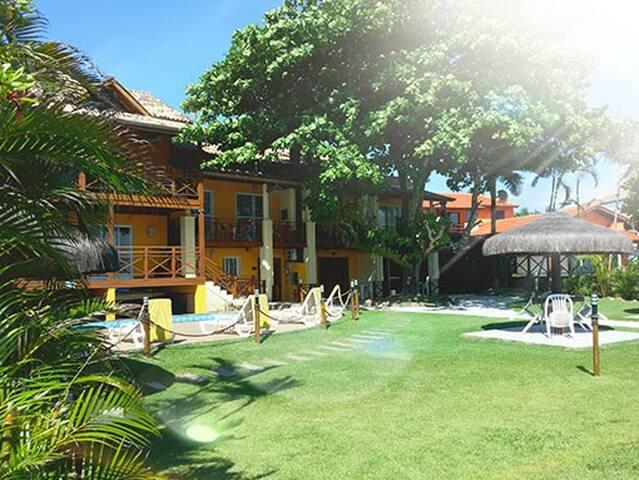 Apart Hotel Beira do Mar - Apto Studio com cozinha