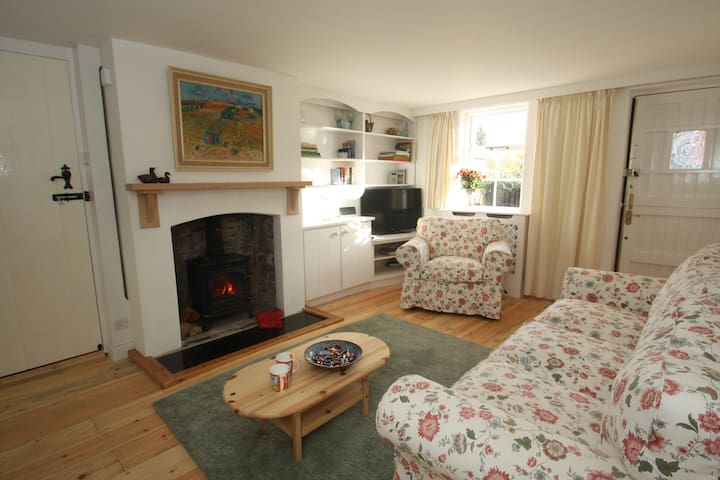 Cottage in beautiful Hampshire village - Wherwell - Casa
