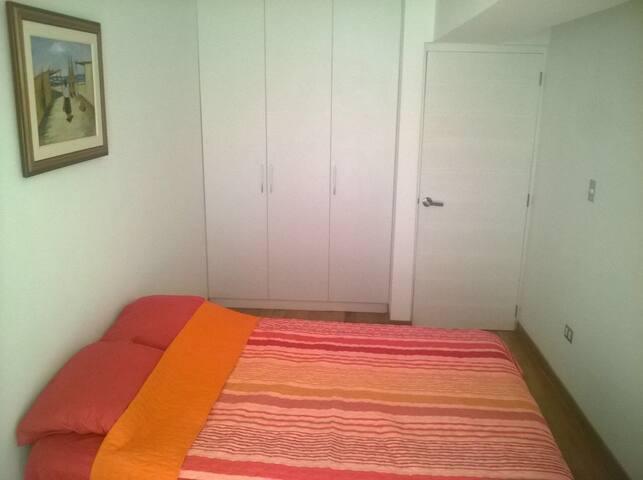 1 HABITACION LINDA EN CALIFORNIA - Distrito de Víctor Larco Herrera - Apartment