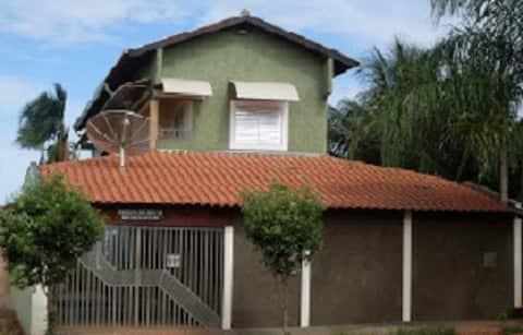 Aluguel temporada Rancho do Rocha - Rubinéia