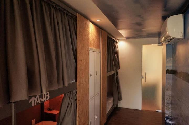 Quarto Águas - Dormitório 4 Camas