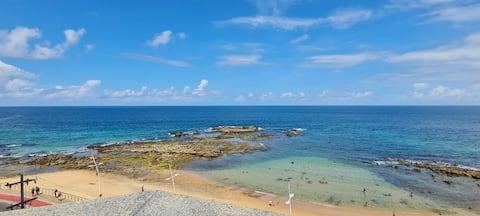 Studio: Beira-Mar perto de tudo!