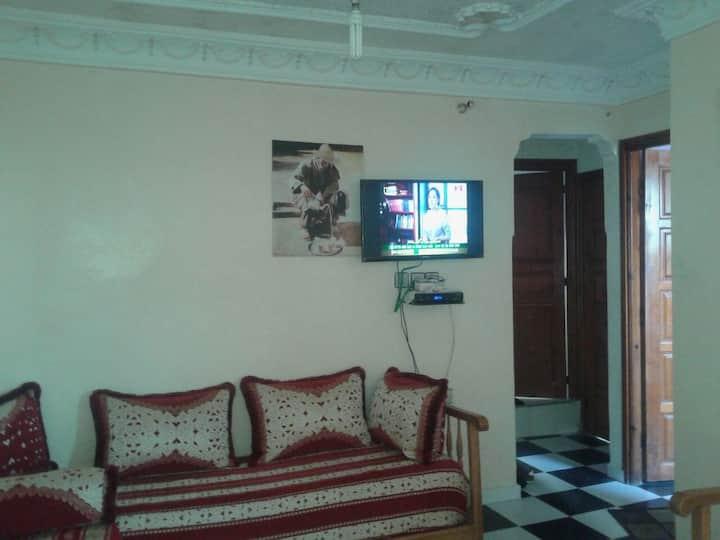 Maison à Tanger
