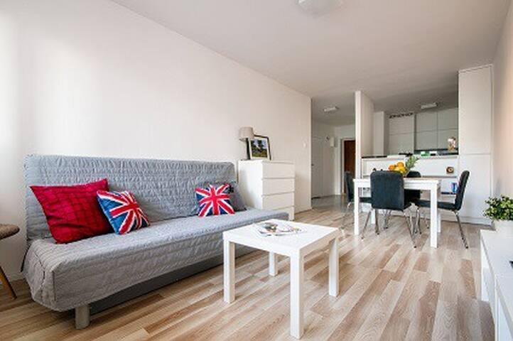 Appartement ZGODA SOUS LES AIGLES - Warszawa - Appartement