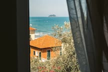 Villa Sant'Anna -  Camera Verde