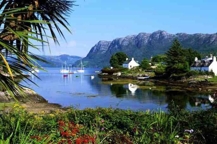 The Crags from Plockton Village