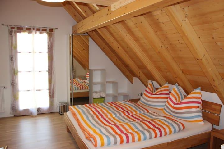 Ferienhaus am Biohof Hobisch, Urlaub im Grünen - Kleinreifling - Chambre d'hôtes