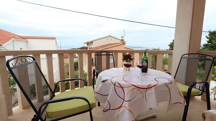 Villa Flamingo Apartment 6 - Makarska - Lägenhet