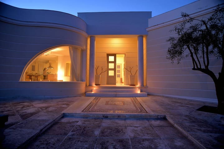 Villa with sea view in Syros - Syros - Вилла