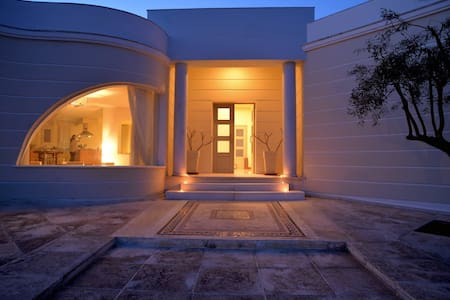Villa with sea view in Syros - Syros - Vila