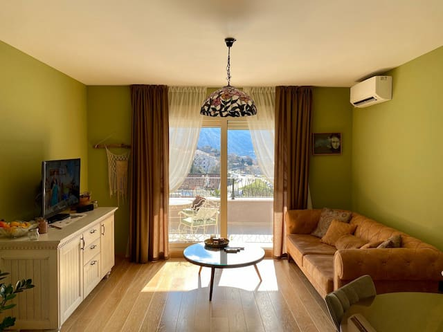Green Dream 1Bdr apartment with Kotor Bay view