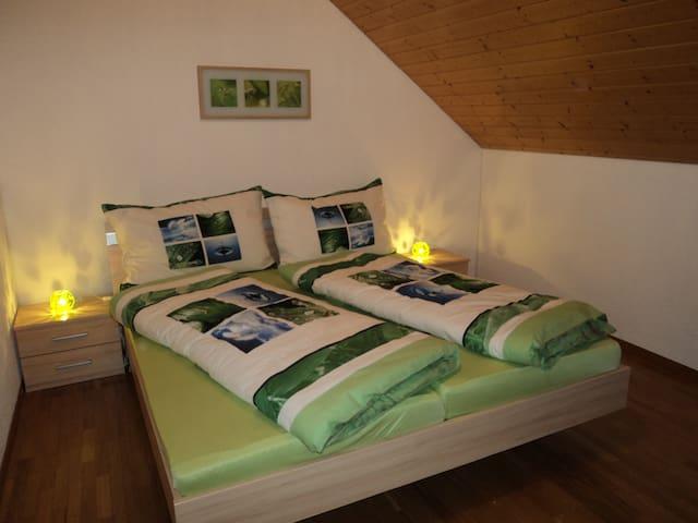 Zimmer Nr. 3 - Obersteckholz - Byt