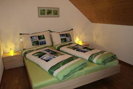 Zimmer Nr. 3 - Obersteckholz