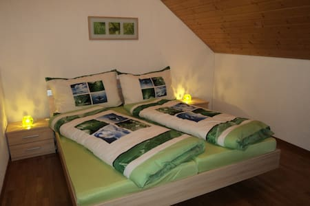 Zimmer Nr. 3 - Obersteckholz - Apartemen
