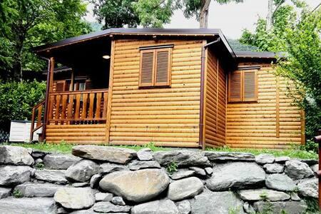 Cottage interamente in legno - La Salle - Huoneisto