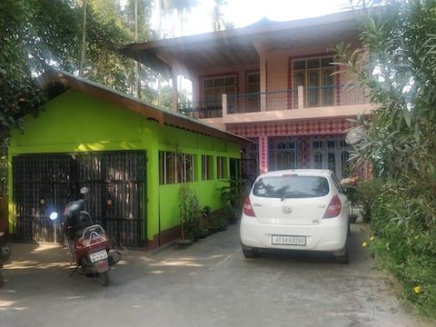 Borah House- Home away from home
