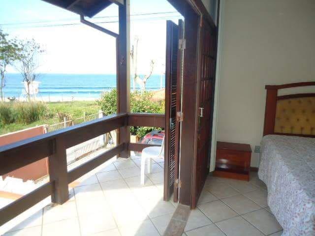 Casa Temporada Florianópolis, Praia Armação 3 Qts.