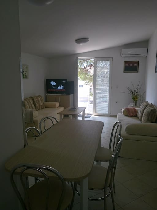 Big apartment - Living room